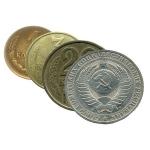 Разменные монеты (погодовка)